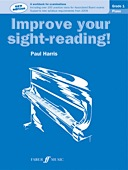 Improve your Sight Reading (Piano) Book 1 by Paul Harris