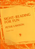 Sight-Reading for Fun by Peter Lawson