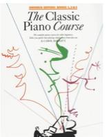 The Classic Piano Course by Carol Barratt