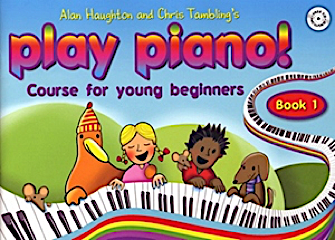 Front Cover of Play Piano Tutor Book