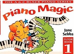 Piano Magic by Jane Sebba, Tutor Book